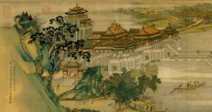 chinese art reproduction